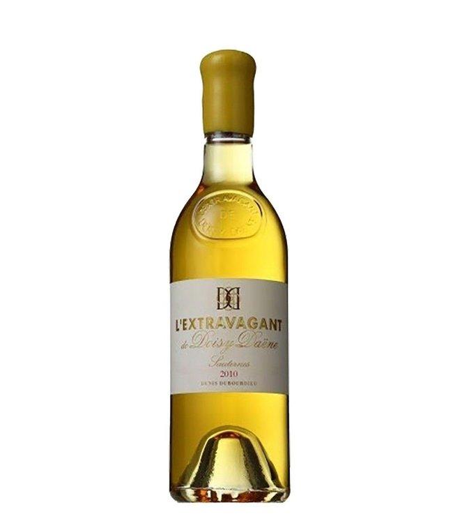 Château l'Enclos Pomerol 2015 - promo L'Extravagant de Doisy-Daëne Sauternes 2010 375ml