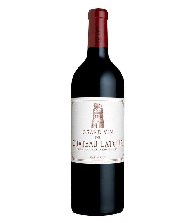 Château Latour Pauillac 2008