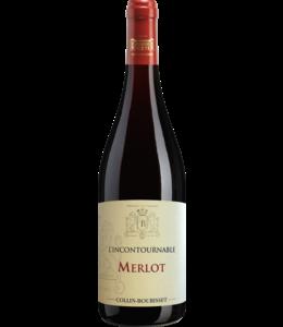 Collin-Bourisset Merlot  L'Incontournable  2018