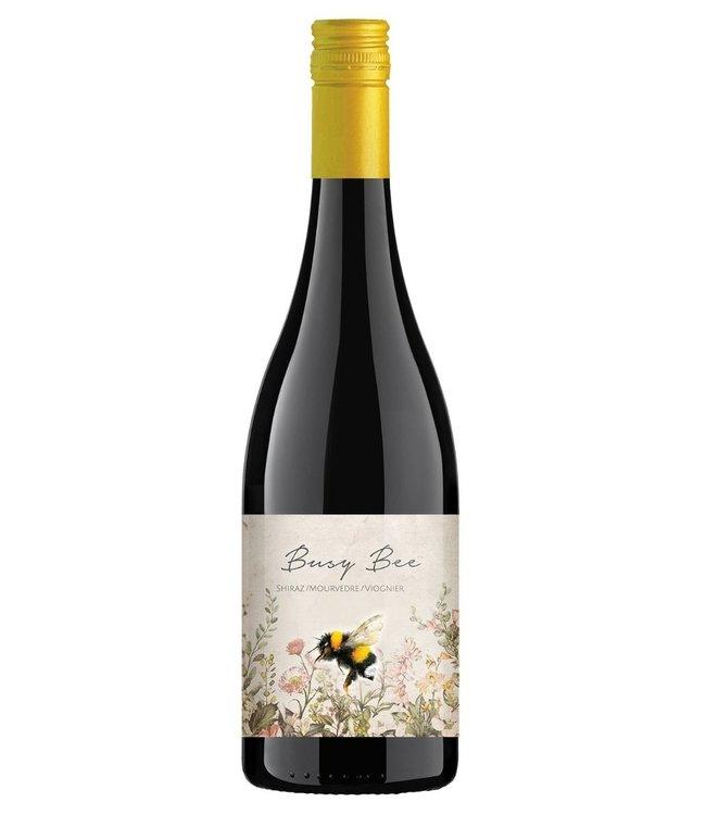 Babylon's Peak Private cellar Busy Bee Shiraz - Mourvedre - Viognier 2019