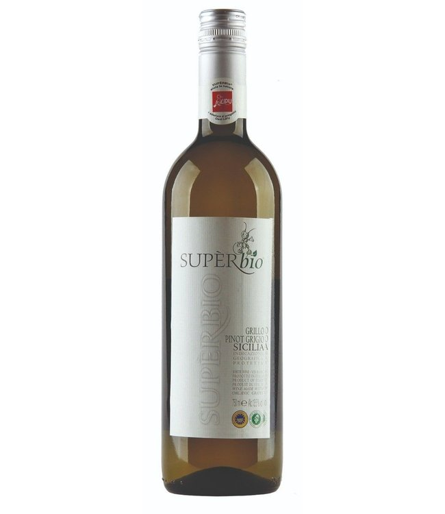 Vinicola Decordi Supèrbio Grillo Pinot Grigio 2019