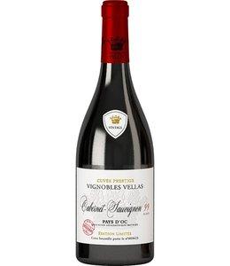 Vignobles Vellas Cabernet Sauvignon 2019
