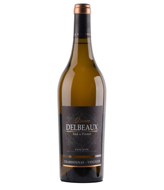 Delbeaux Réserve Chardonnay-Viognier 2020