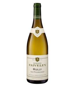 Domaine Faiveley Rully Les Villeranges Blanc 2018
