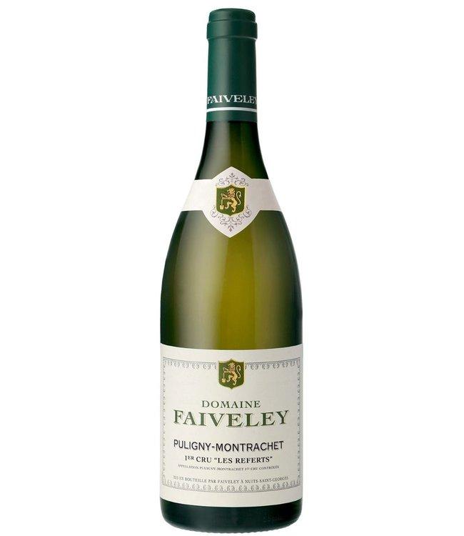 Domaine Faiveley Puligny-Montrachet Les Referts 2018