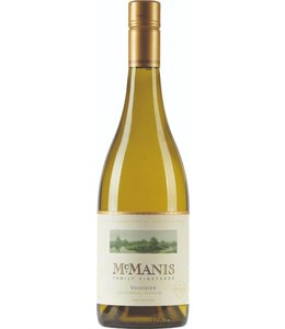 McManis Family Vineyards Viognier 2017