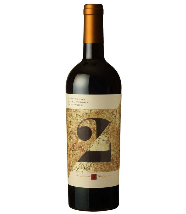 Rutherford Wine Company Two Range Red 2015