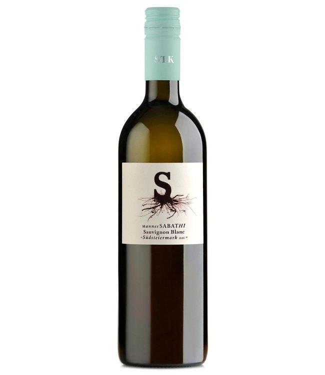 Weingut Hannes Sabathi Sauvignon blanc 2018
