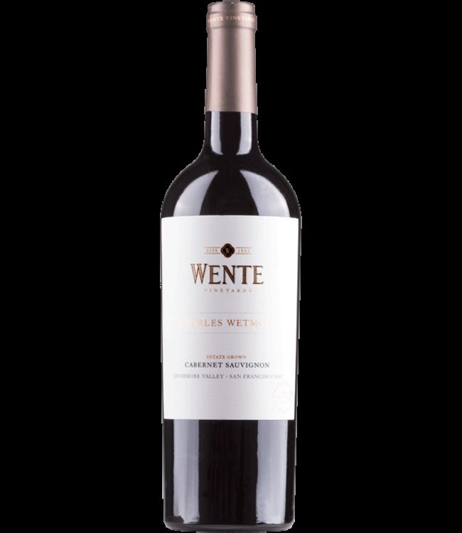 Wente Wetmore Vineyard Cabernet Sauvignon 2018