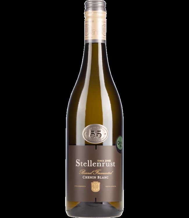 Stellenrust Stellenrust Wild Yeast Barrel Fermented Chardonnay 2019