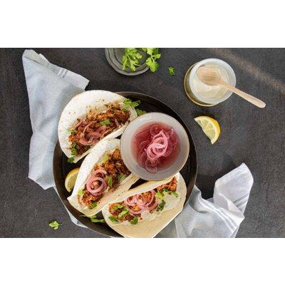 Taco's met Monastrell