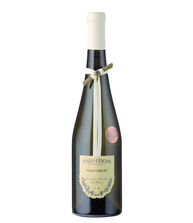 Italo Cescon Friuli Grave Pinot Grigio 2020 - promo