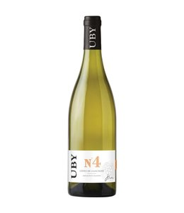 Uby No 4 Côtes de Gascogne Gros - Petit Manseng 2020