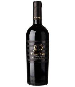 Cignomoro 80 Vecchie Vigne Primitivo di Manduria Old Vines 2019