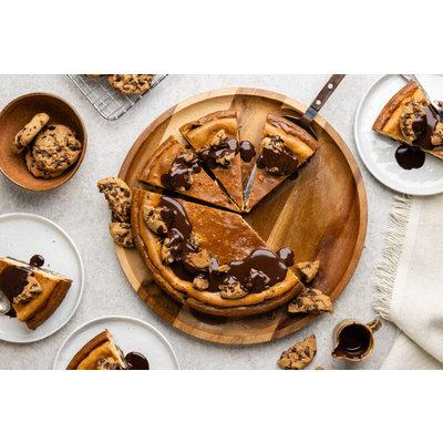 Cheesecake met Muscat