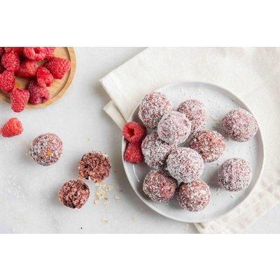 Bliss balls met  Provence Rosé