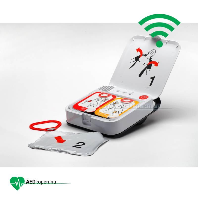 LIFEPAK LIFEPAK CR2 half-automaat WiFi Mono NL