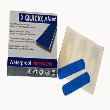 Quickplast waterresistant  detecteerbaar 19 x 72 mm