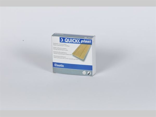 Quickplast elastisch 6 x 1 cm