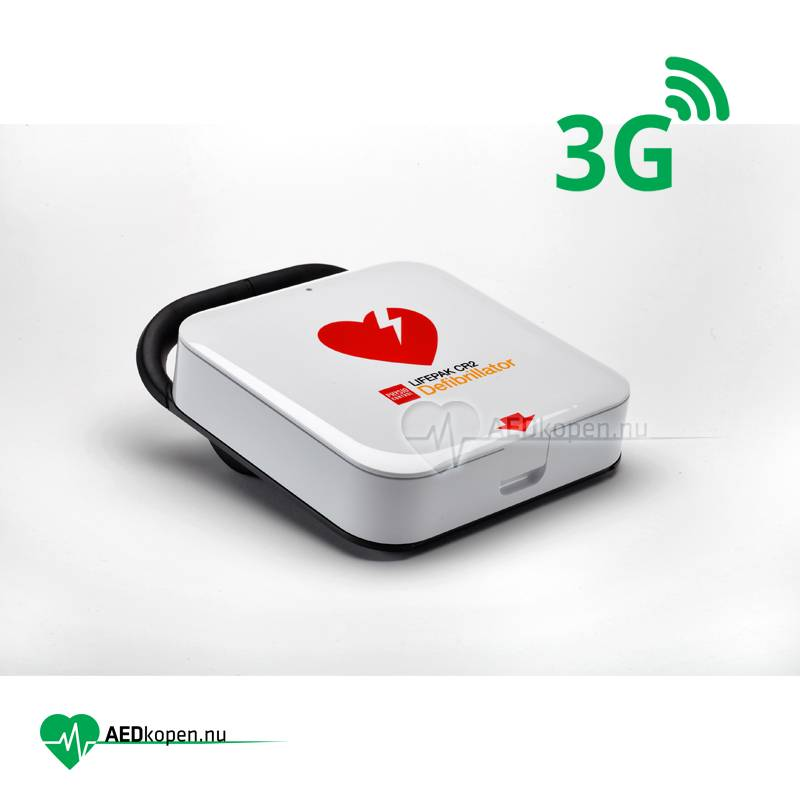 LIFEPAK LIFEPAK CR2 FA 3G Bi NL/ENG