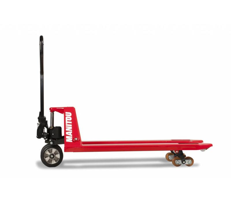 Palletwagen standaard - 2.500 kg hefvermogen
