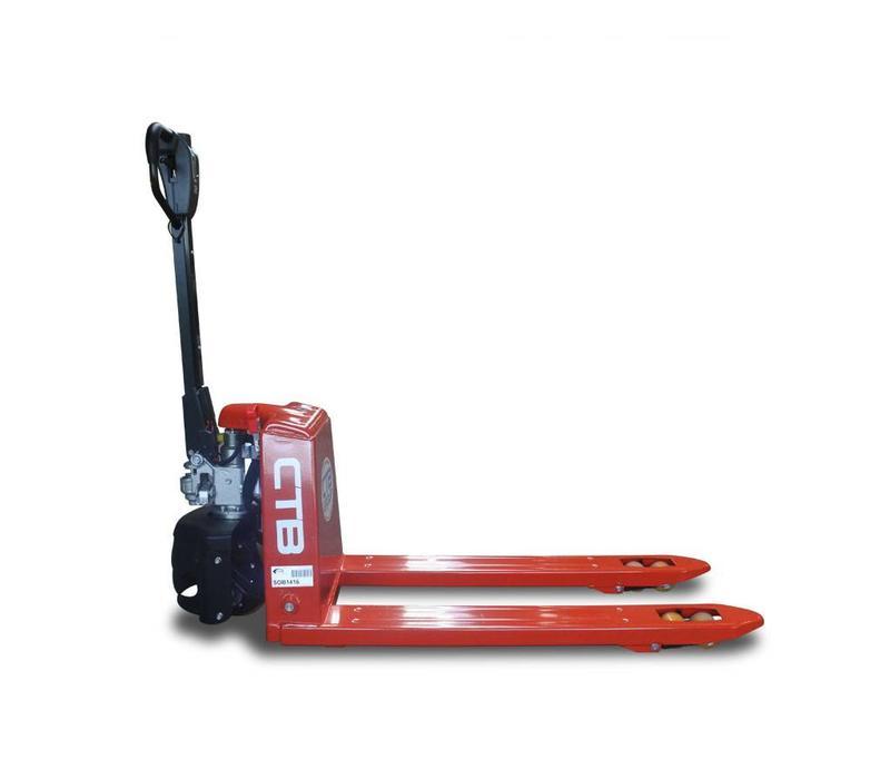 EPT20-15 EHJ  semi-elektrische pallettruck