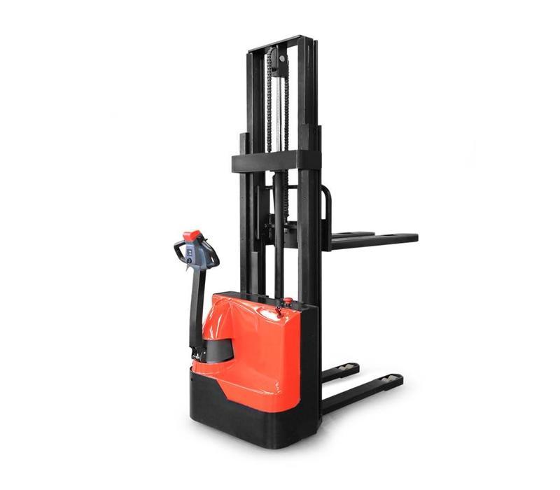 ES15-15 ES elektrische stapelaar - 1500 kg hefcapaciteit