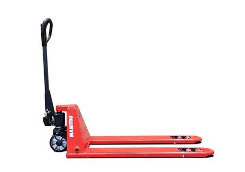 Manitou Palletwagen  met verlaagde vorken - 2.000 kg