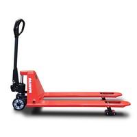 Palletwagen  met verlaagde vorken - 2.000 kg hefvermogen