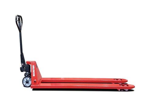 Manitou Palletwagen met lange vorken - 2000kg