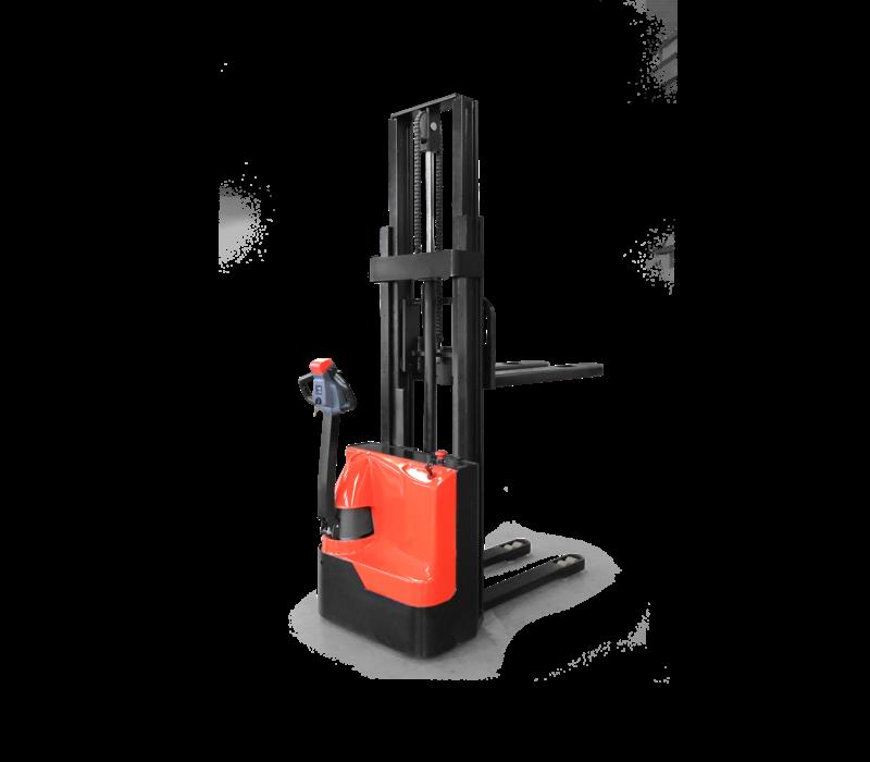 ES12-12 ES elektrische stapelaar - 1200 kg hefcapaciteit