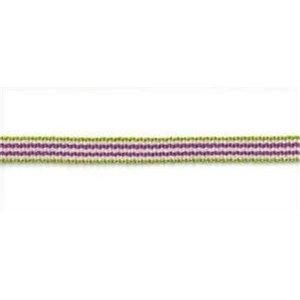 Webband thin purple Stripe