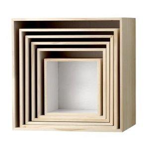 Bloomingville Storage Boxes, 6er-Set