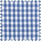 Baumwollstoff Ida blue