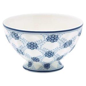 French Bowl Lolly blue medium