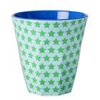 Rice Melamine Cup Stars mini