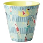 Rice Melamine Cup Swimster