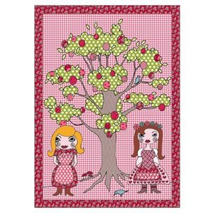 Room Seven Quilt Dolls pink