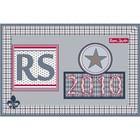 Room Seven Kissenbezug Patchwork RS 4060