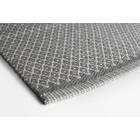 Aspegren Floor Mat Rhombe dark grey 140x200