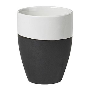 Broste Copenhagen Mug Esrum 8x10 ivory/grey