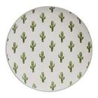 Bloomingville Jade Plate green Cactus