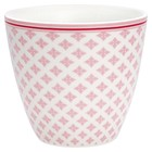 GreenGate Latte Cup Sasha pale pink