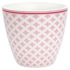Latte Cup Sasha pale pink