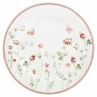 GreenGate Dinnerplate Camille white
