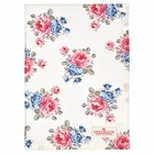 Green Gate Tea Towel Hailey white