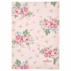Green Gate Tea Towel Marley pale pink