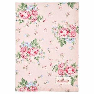 Green Gate Küchentuch Marley pale pink 50x70 cm