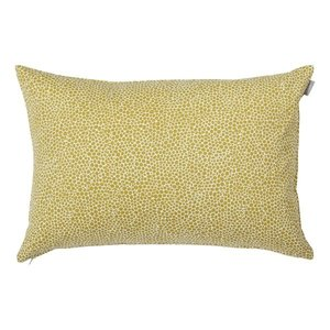 Spira Kissenbezug DOTTE POS mustard 40x60