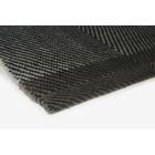 Aspegren Floor Mat Herringbone Blackmix 70x200